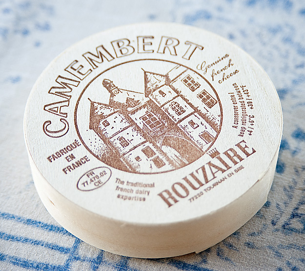 Gooey, earthy, creamy, pungent French camembert. (5/5)
