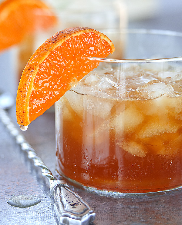 Gin + Juice (1/3)