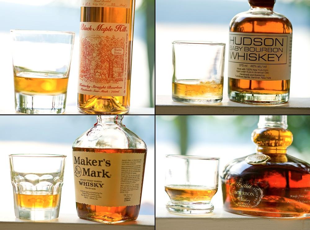 Bourbon Tasting at the Lake (3/5)