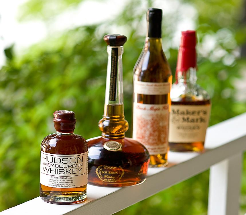 Bourbon Tasting at the Lake (1/5)