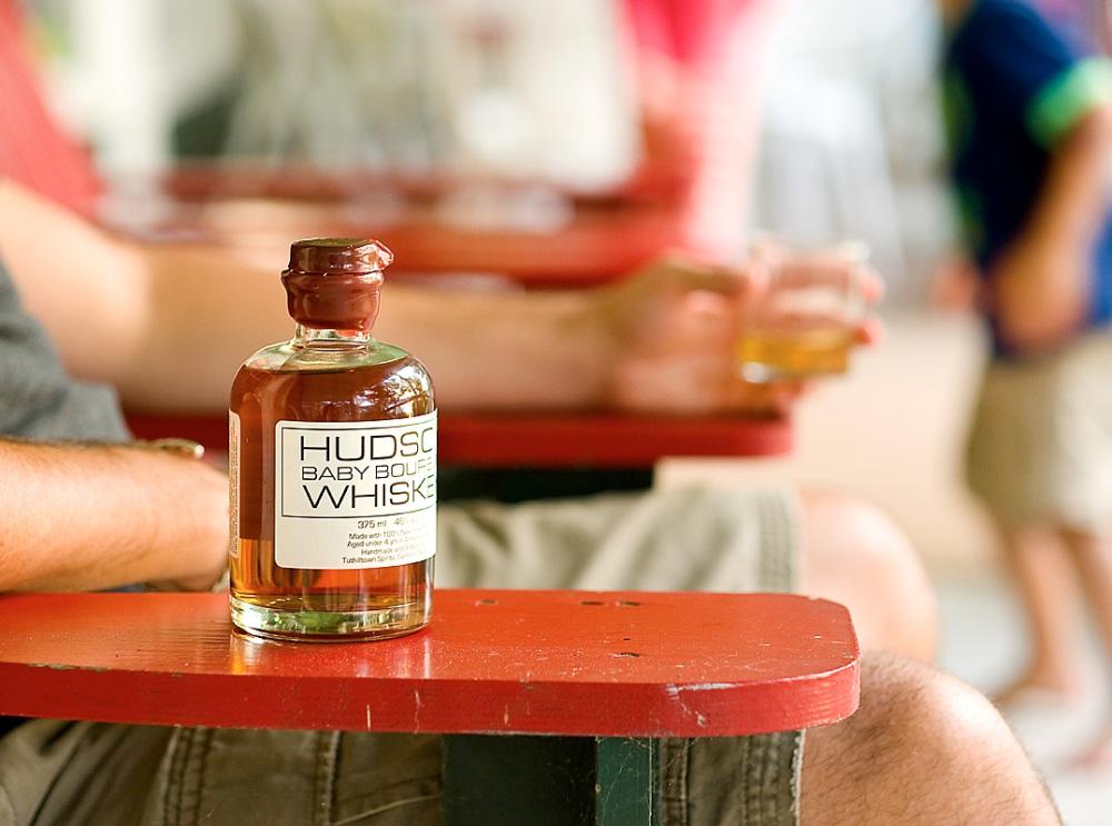 Bourbon Tasting at the Lake (2/5)