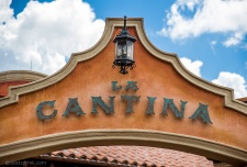 La Cantina, Mexico Pavilion, Epcot. A lunch spot our whole family can agree on.