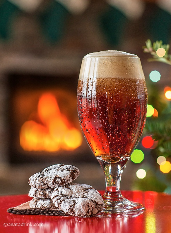 2eat2drink-beer and cookies