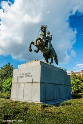 Major General Andrew Jackson.