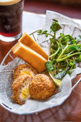 The Scotch Egg. Yum.