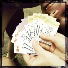 Paper FastPasses, a thing of the past.