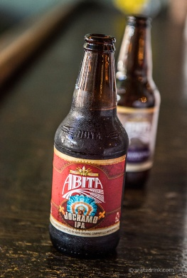 Anita beer. Drink local!