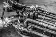 Time Worn Tuba